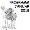 01-2018 Unser Monatsprogramm für Januar 2018