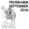 09/2018 Unser Monatsprogramm im September 2018