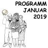 01/2019 Unser Monatsprogramm im Januar 2019
