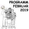 02-2019 Unser Monatsprogramm für Februar 2019