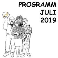07-2019 Unser Monatsprogramm für Juli 2019