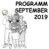 09-2019 Unser Monatsprogramm für September 2019