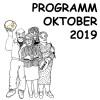 10-2019 Unser Monatsprogramm für Oktober 2019