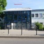 5 Eingang Bauverein